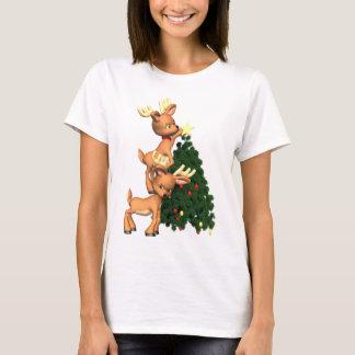 Camiseta de los ayudantes del reno