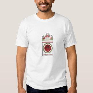 """Camiseta de los bolos de las """"huelgas afortunadas"""""""
