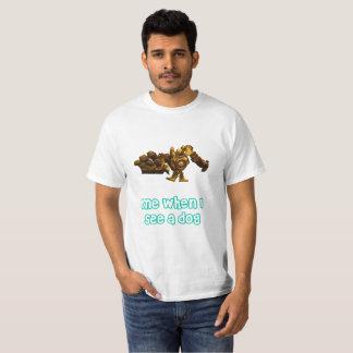 Camiseta de los bombardeos