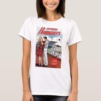 """Camiseta De los """"camiseta romances #6 ilustrado"""""""