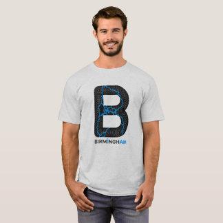Camiseta de los canales de Birmingham