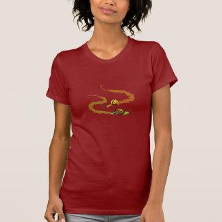 Camiseta de los caracoles (para mujer)