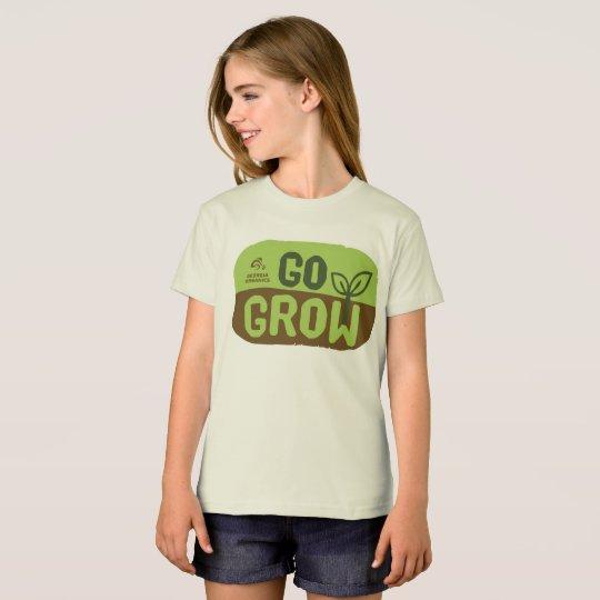 Camiseta de los chicas de la materia orgánica de