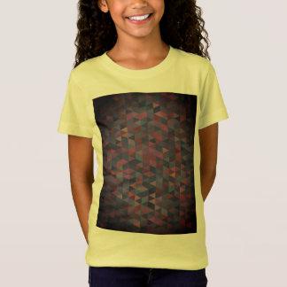 Camiseta de los chicas de los diseñadores con arte