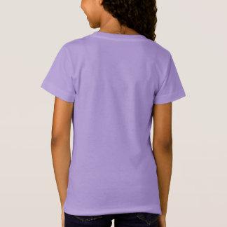 Camiseta de los chicas del programa del ballet de