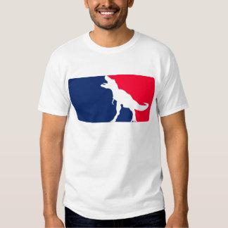 Camiseta de los dinosaurios MLB