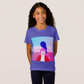 Camiseta de los diseñadores de los chicas: Tema de
