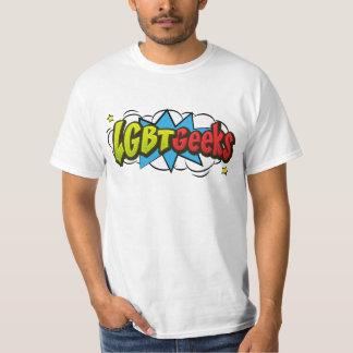Camiseta de los frikis de LGBT