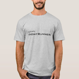 Camiseta de los FrontRunners de Colorado