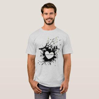 Camiseta de los gatos del amor