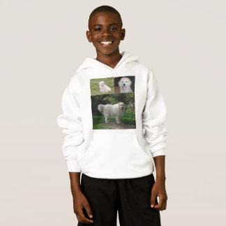 Camiseta de los grandes Pirineos de los niños