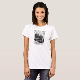 Camiseta de los granos de café