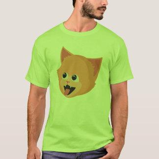 Camiseta de los hechos del gato