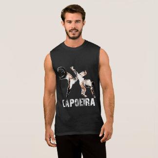 Camiseta de los hombres de Capoeira