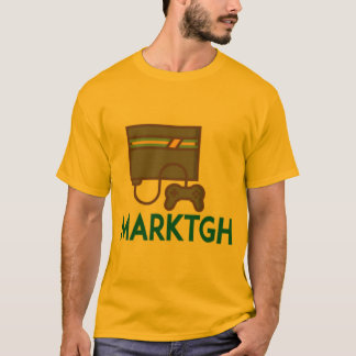 Camiseta de los hombres de MarkTGH