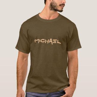 Camiseta de los hombres del monograma 2XL