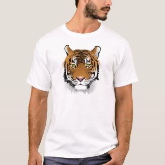 Camiseta de los hombres del tigre