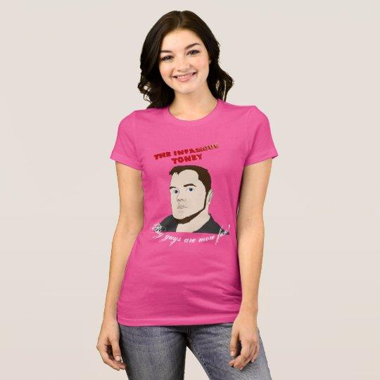"""Camiseta de los """"individuos grandes"""" de las"""