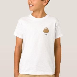 Camiseta de los niños con el icono de Pou
