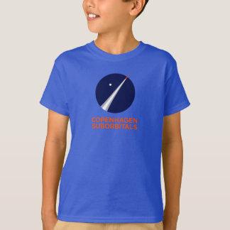 Camiseta de los niños con el logotipo de