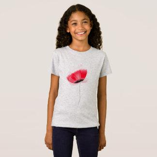 Camiseta de los niños de los diseñadores con la