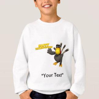 Camiseta de los niños - saludo de Turquía de la