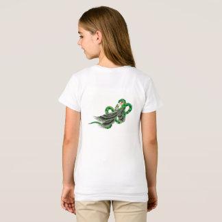 Camiseta de los pájaros de las mujeres