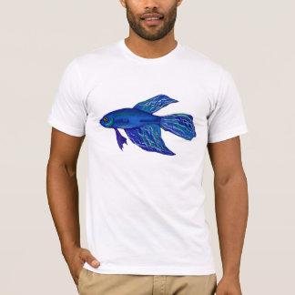 Camiseta de los pescados de Betta