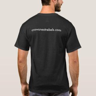 Camiseta de los rebeldes de la jerarquía de