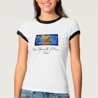 Camiseta de los Wi Gurl del Fi - gráfico