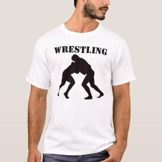 Camiseta de lucha aficionada