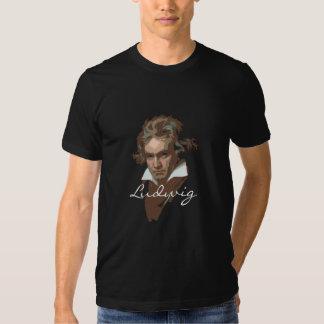 Camiseta de Luis Beethoven