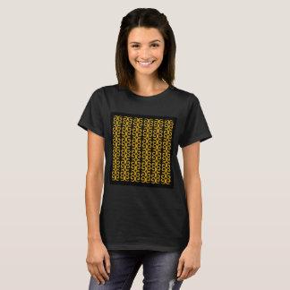 Camiseta de lujo de los chicas de los diseñadores: