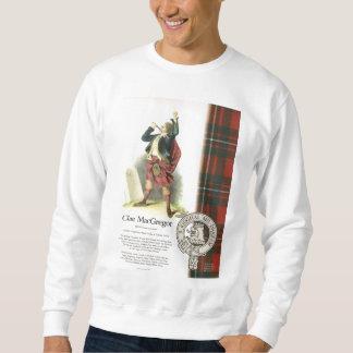 Camiseta de MacGregor del clan