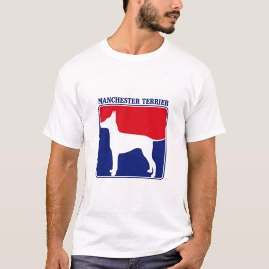 Camiseta de Manchester Terrier de la primera
