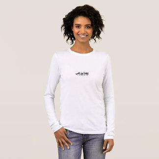 Camiseta De Manga Larga AUM - El significado de la vida