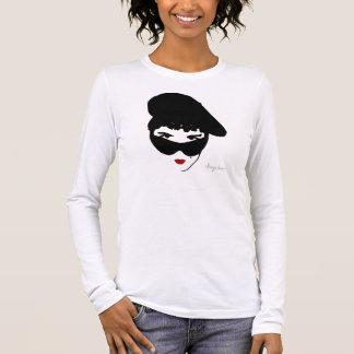 Camiseta De Manga Larga Cabecita Loca