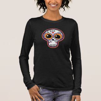 Camiseta De Manga Larga Calaverita