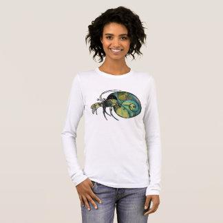 Camiseta De Manga Larga Cangrejo de ermitaño
