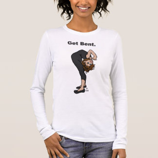 Camiseta De Manga Larga Consiga doblado