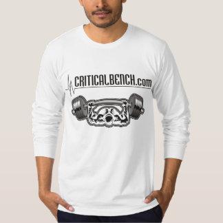 Camiseta de manga larga de los CB de los hombres