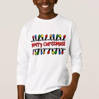 Camiseta de manga larga del día de fiesta de los