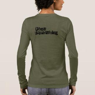 Camiseta De Manga Larga el squatching ido