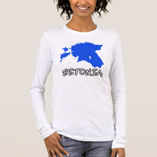 Camiseta De Manga Larga Estonia