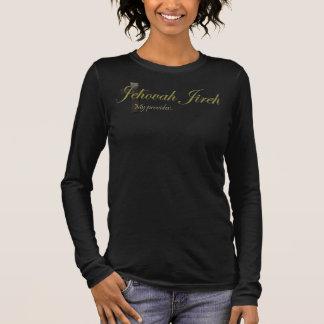 Camiseta De Manga Larga Mujeres de Jehová Jireh