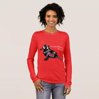 Camiseta De Manga Larga Pato del Harlequin