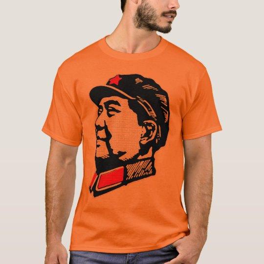 Camiseta de Mao del presidente