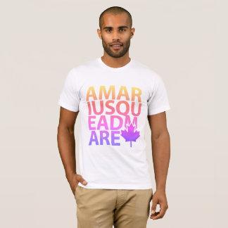 Camiseta De Mar a Mar (Latín)