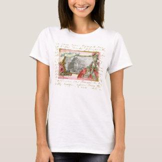 Camiseta de Marie Antonieta del palacio de