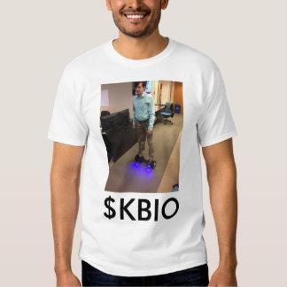 Camiseta de Martin Shkreli KBIO